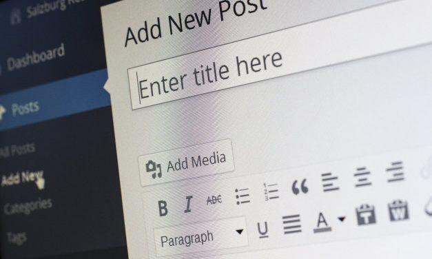 Escribir por doquier en un blog no es hacer SEO